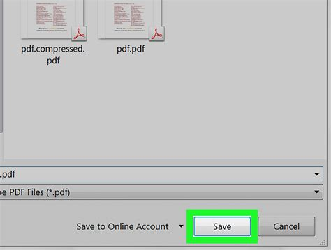 Compress Pdf Using C | 3 ways to compress a pdf file wikihow