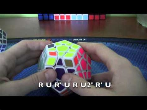 tutorial rubik megaminx megaminx patterns checker board star centers swapped