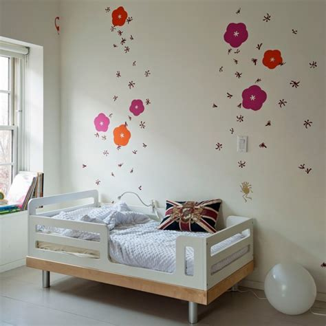 wall stencils for bedroom child s floral bedroom modern bedroom ideas