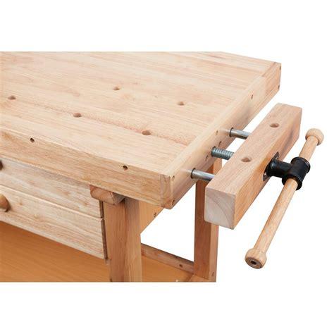 drawer hardwood workbench   craft studio
