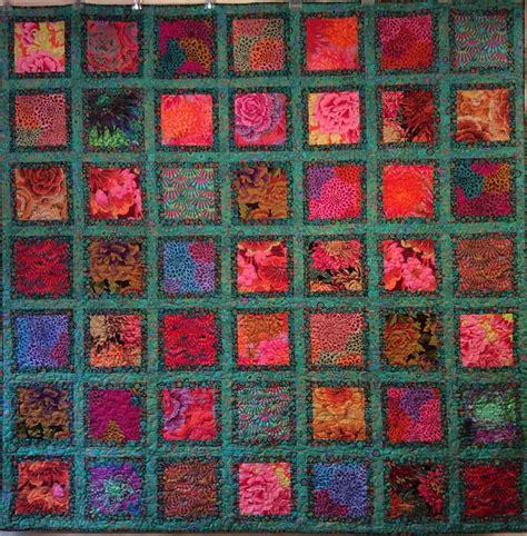 Kaffe Fassett Quilt Kits by Kaffe Fassett Frames Kit Portsmouth Fabric Co