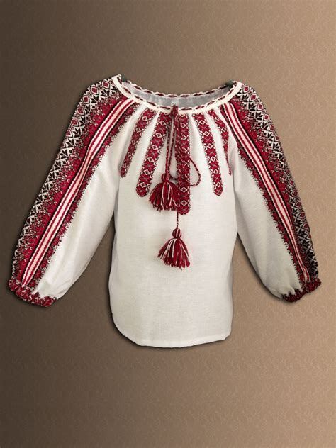 Embroided Blouse ukrainian embroidered blouse for ukrainian folk blouse