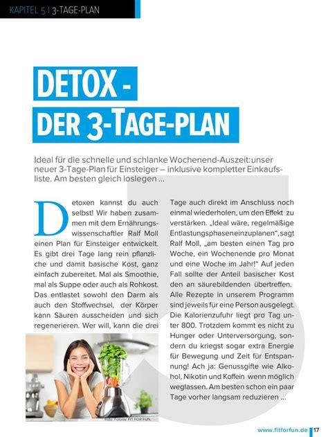 Detox Ebook by Ebook Detox Schlank Stark Dank Detox Fit For
