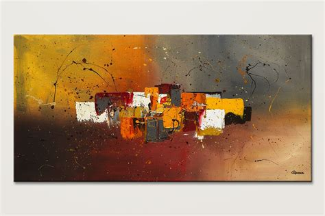 canvas art painting decora modern abstract art paintings