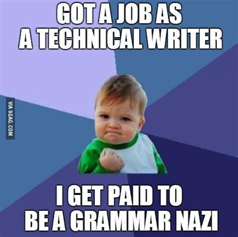 technical writing under a whole new light my grumpyself