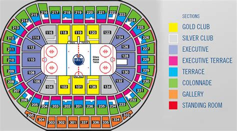 rexall floor plan edmonton oilers tickets buy edmonton oilers tickets for