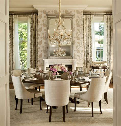 round formal dining room tables 30 best formal dining room design and decor ideas 828