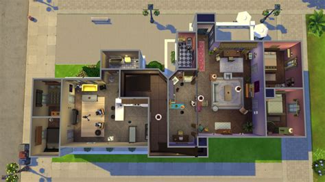 cheats voor home design some genius has recreated quot friends quot in the sims 4