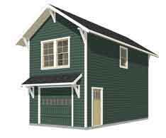 plan from making a sheds two story barn shed plans