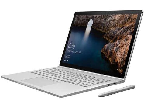 Microsoft Surface Book I7 microsoft surface book with performance base 975 00001 intel i7 6th 6600u 2 60 ghz 16