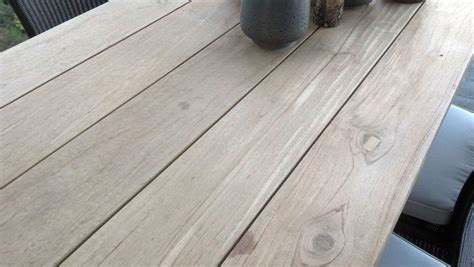 how to stain outdoor wood furniture refinishing teak outdoor furniture