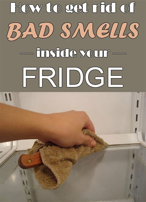 how to get rid of bad odor in house how to get rid of bad smells inside your fridge cleaninginstructor com