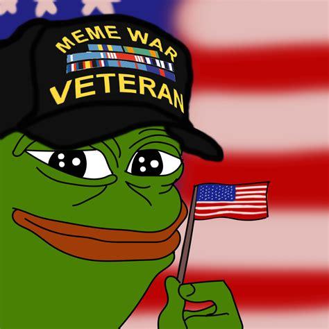 Meme War Veteran - meme war veteran hat snake hound machine