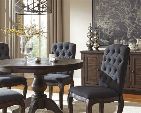 5 Table Set by 5 Dining Table Set With Upholstered Side