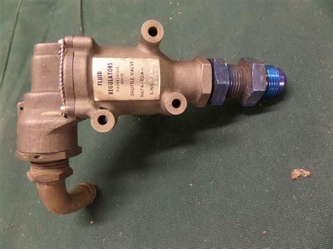 Beike Q 02a cessna 310 q aircraft deice de shuttle valve