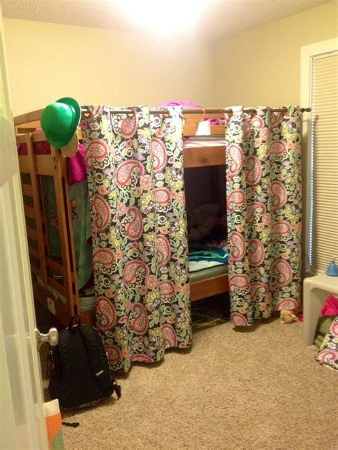 Bunk Bed Fort Curtains 290 Best Images About For The Home On Pinterest House Plans Barndominium And Modern Home Plans