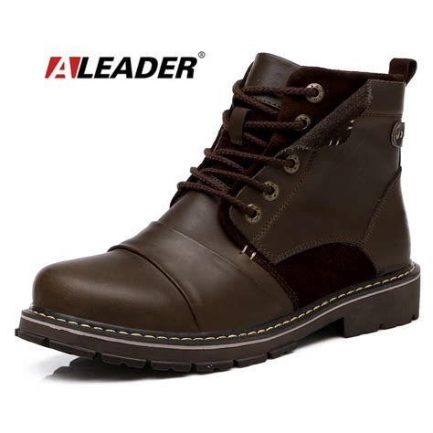 2015 mens boots fashion mens autumn boots waterproof 2015 autumn casual