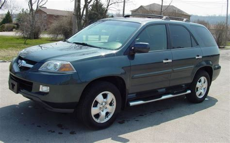 2005 acura mdx colors