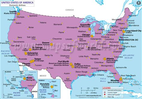 america flight map us domestic flights us domestic airlines