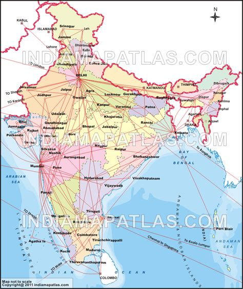 route map air route map india air route map air route map of india