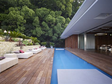 Pool Patio Design Creating A Backyard Oasis 26 Sleek Pool Designs
