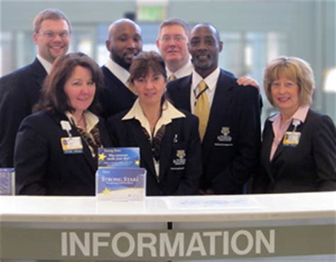 ambassadors guest services strong memorial hospital