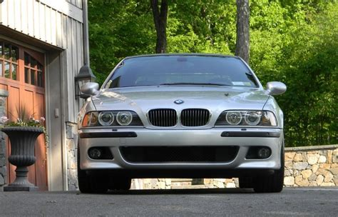 bmw e39 m5 titanium silver with black interior bmw e39
