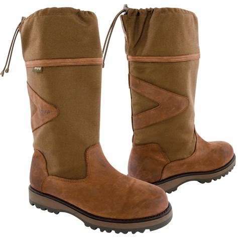 toggi boots for toggi hudson country boots oak brown redpost equestrian
