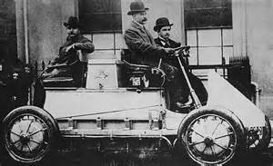 Electric Car Inventor History Of Hybrid Vehicles