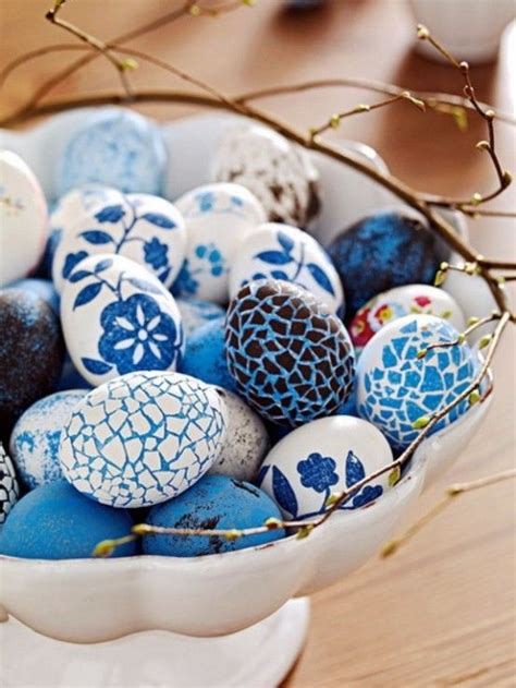 pretty easter eggs pretty blue easter eggs pictures photos and images for