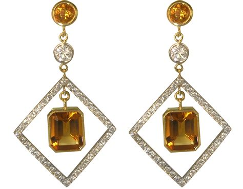 november birthstone topaz or citrine clarionfinejewelry november s birthstones are topaz and