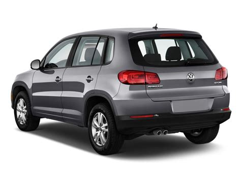 Automotivetimes Com 2014 Volkswagen Tiguan Review