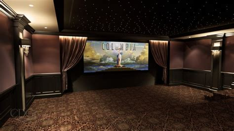 custom home theater design installation buying guide