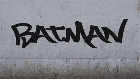 batman graffiti  imapollo  deviantart