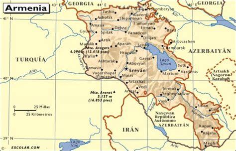 imperio otomano y sus caracteristicas armenia informaci 243 n general sobre el pa 237 s
