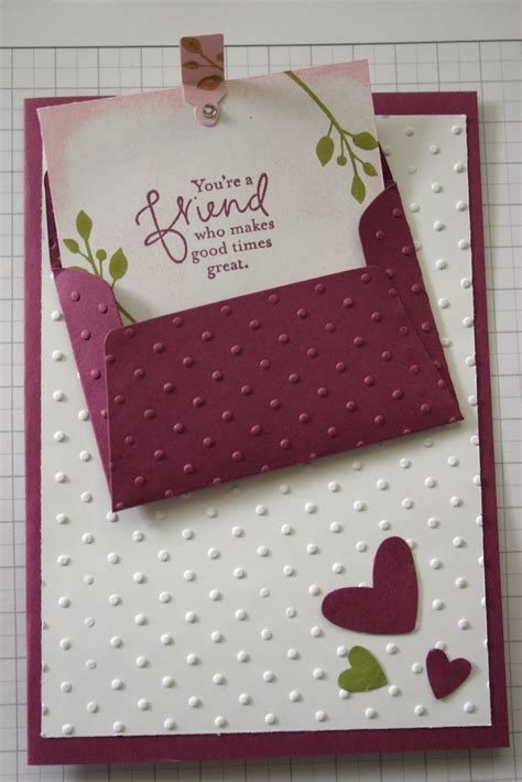 Handmade Card Idea - 7 best images of beautiful handmade greeting cards