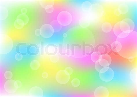 beautiful colours the beautiful color eps10 summer background stock vector