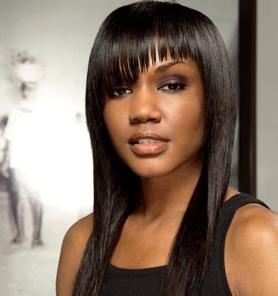 uneven haircuts for straight hair uneven fringe cut straight hair ideas weaves wigs and