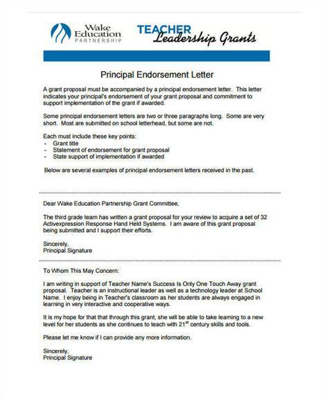 Endorsement Letter Of Applicant 16 endorsement letters sles templates pdf doc