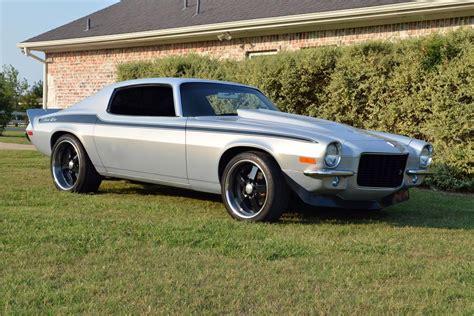 1971 chevrolet camaro custom 2 door coupe 154296