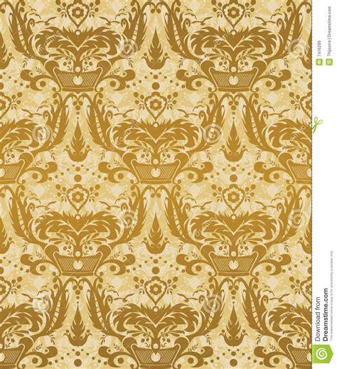 gold damask pattern royalty free stock images seamless damask pattern gold