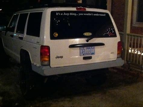 project swing san diego xj tire swing rear bumper project jeep cherokee forum