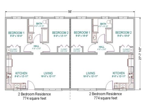 2 bedroom duplex plans 2 bedroom duplex floor house plans 2 bedroom duplex