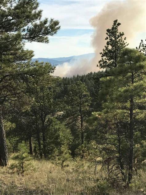 montana lighting missoula mt lightning sparks montana blazes danger
