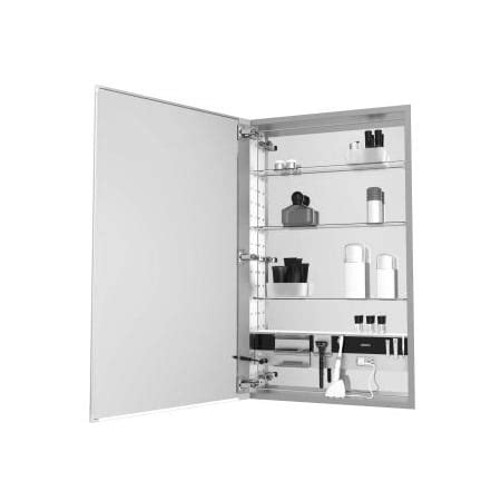 Robern Mirrored Cabinets - robern mc2440d4fple4 mirrored m series 24 quot x 40 quot x 4 quot flat