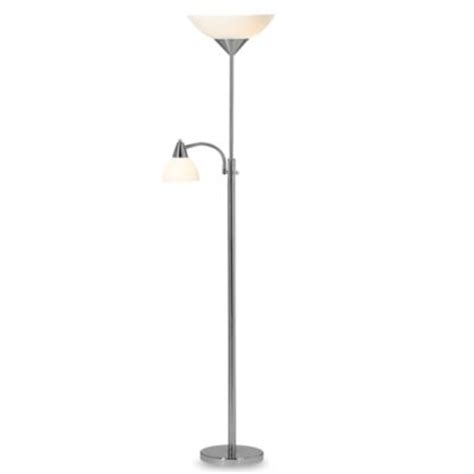 Adesso Piedmont Combo Floor L by Buy Adesso Kepler Led Combo Torchiere Floor L In