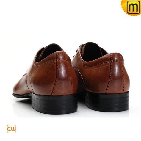 brown leather oxfords dress shoes for cw762112