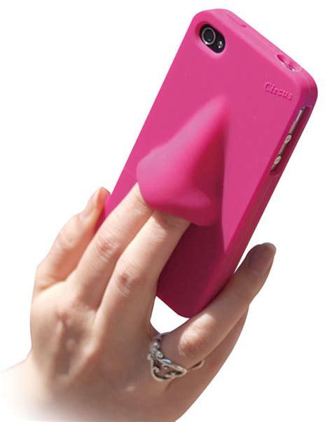 Softcase Smile Iphone 6 Telephone gadget japonais du jour une coque iphone les doigts