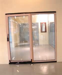 Sliding door sliding door glass