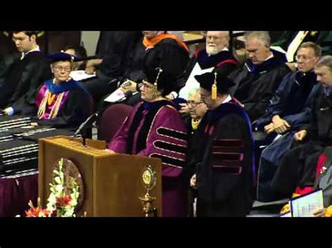 Virginia Tech Professional Mba by 2013 Fall Graduate School Commencement Virginia Tech